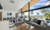 Azure Waters Living Room | Maenam, Koh Samui