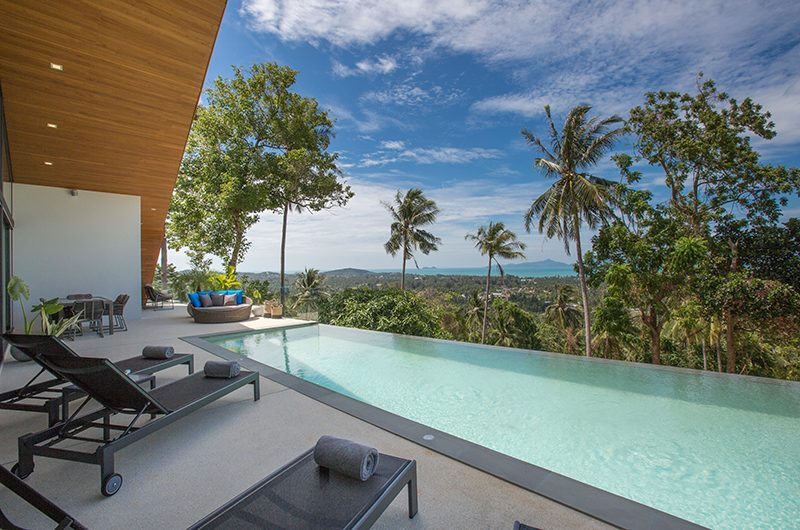 Azure Waters Pool | Maenam, Koh Samui