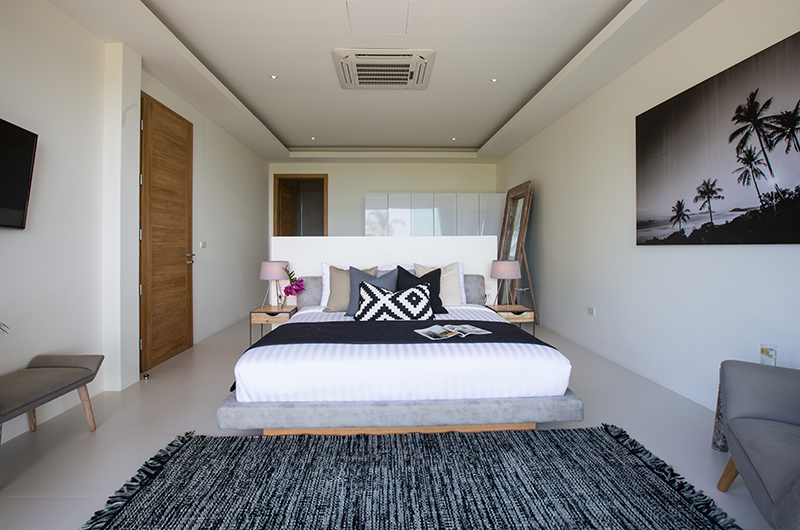 Azure Waters Bedroom One | Maenam, Koh Samui