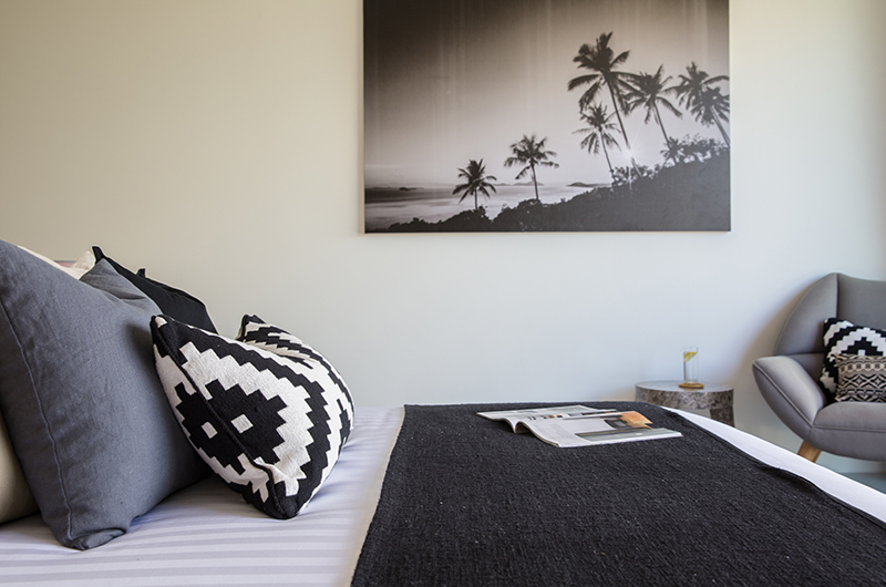 Azure Waters Bedroom Side | Maenam, Koh Samui