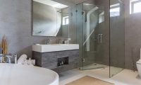 Azure Waters Bathroom | Maenam, Koh Samui