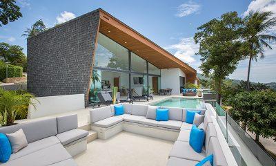 Azure Waters Lounge | Maenam, Koh Samui