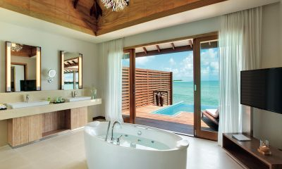 Hideaway Beach Resort Indoor Jacuzzi | Haa Alifu Atoll, Maldives