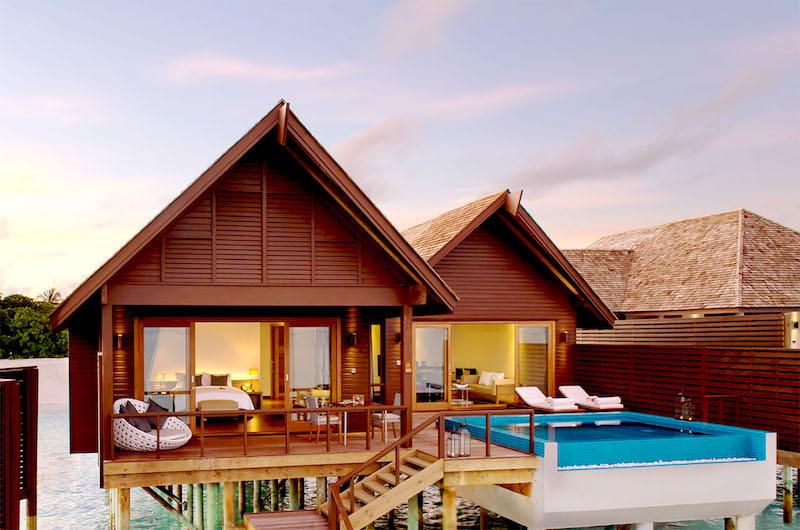 Hideaway Beach Resort Building Area | Haa Alifu Atoll, Maldives