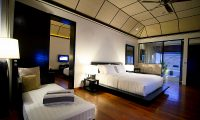 Lily Beach Resort Bedroom One | South Ari Atoll, Maldives
