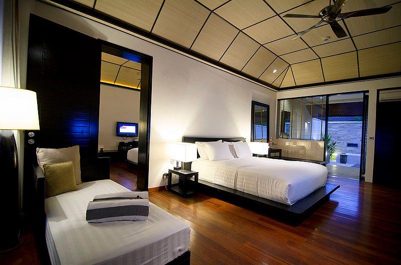 Lily Beach Resort Bedroom One | South Ari Atoll, Maldives