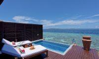 Lily Beach Resort Jacuzzi | South Ari Atoll, Maldives