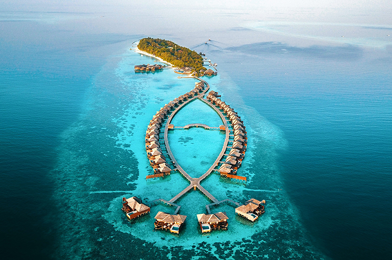 Lily Beach Resort Island | South Ari Atoll, Maldives