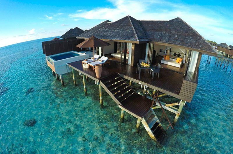 Lily Beach Resort Building | South Ari Atoll, Maldives