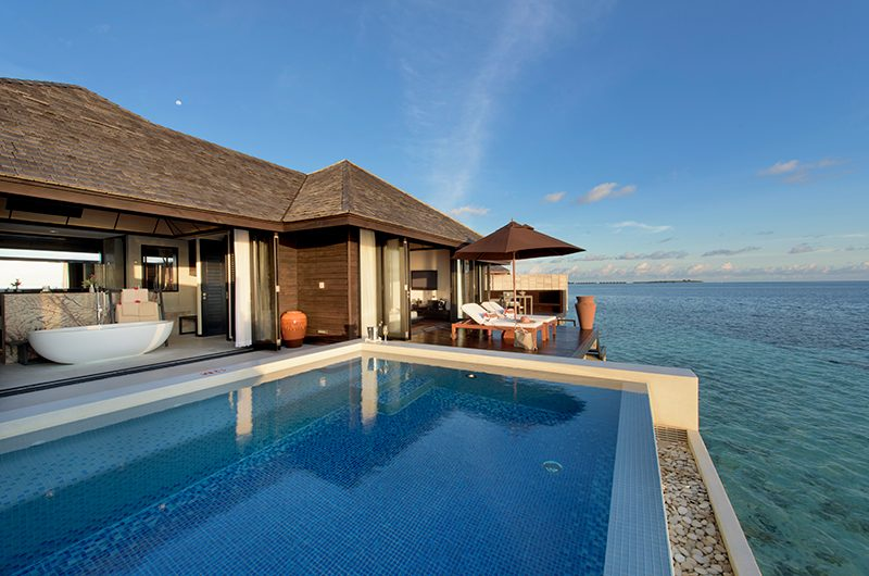 Lily Beach Resort Pool | South Ari Atoll, Maldives