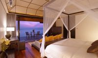 Lily Beach Resort Bedroom | South Ari Atoll, Maldives