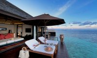 Lily Beach Resort Sun Decks | South Ari Atoll, Maldives