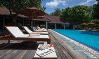 Lily Beach Resort Swimming Pool | South Ari Atoll, Maldives