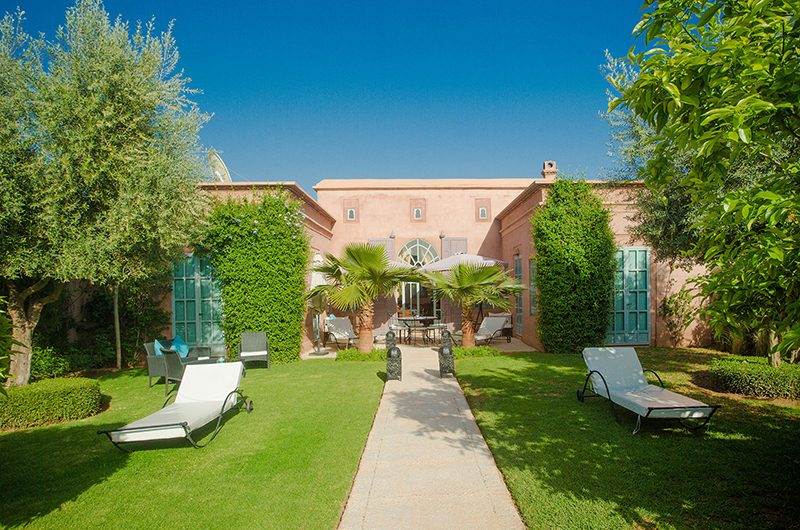 Villa Dar Tana Garden | Marrakesh, Morocco