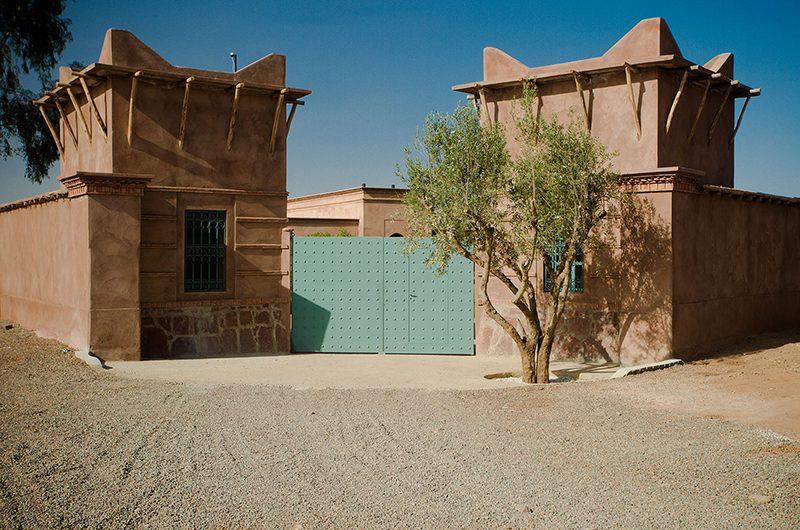 Villa Dar Tana Entrance | Marrakesh, Morocco