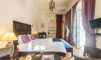 Villa Dar Tana Bedroom with TV | Marrakesh, Morocco