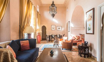 Villa Dar Tana Living Room | Marrakesh, Morocco
