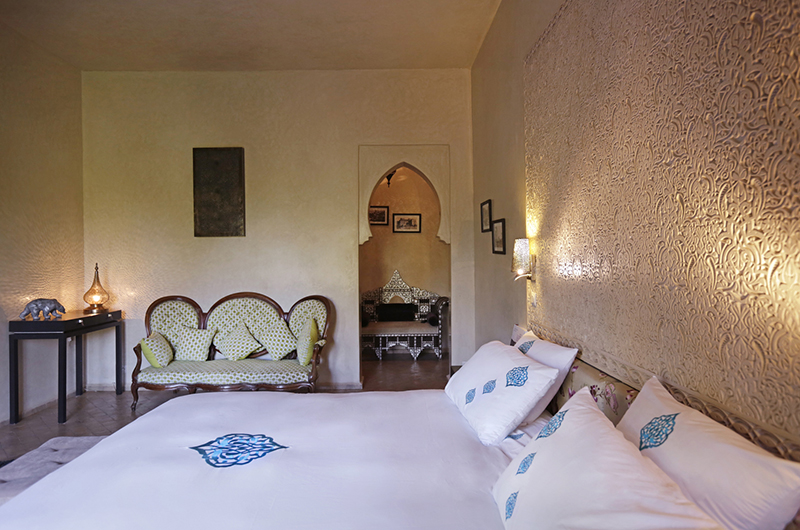 Villa Domoliv Bedroom Side | Marrakesh, Morocco