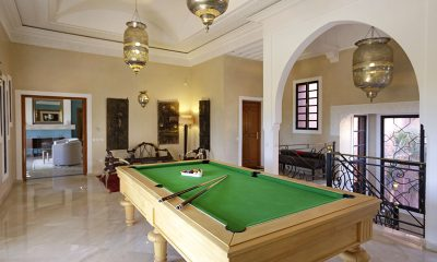 Villa Grace Pool Table Area | Marrakech, Morocco