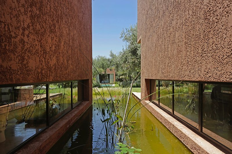 Villa Jardin Bleu Ponds | Marrakesh, Morocco