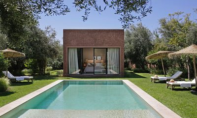 Villa Jardin Bleu Pool | Marrakesh, Morocco