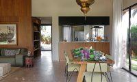 Villa Jardin Bleu Dining Area | Marrakesh, Morocco