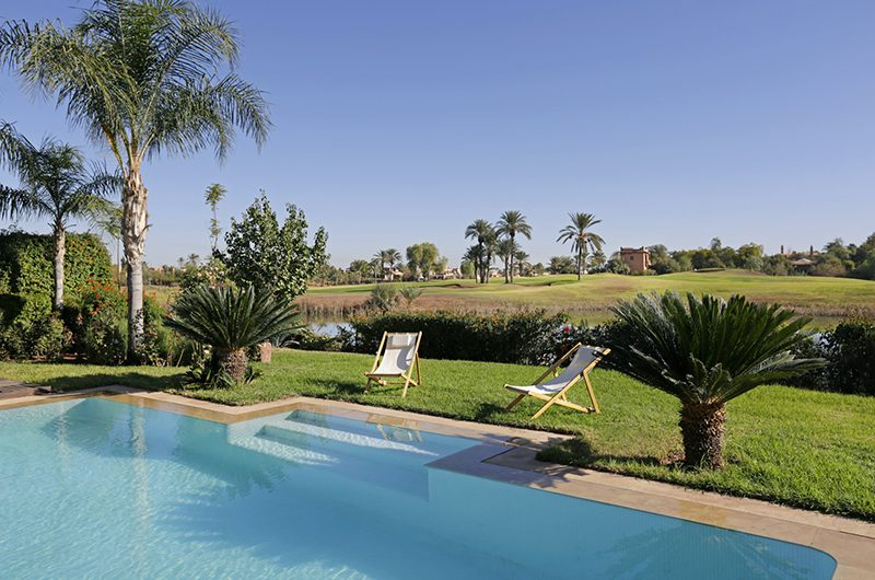 Villa Meziane Swimming Pool | Marrakesh, Morocco