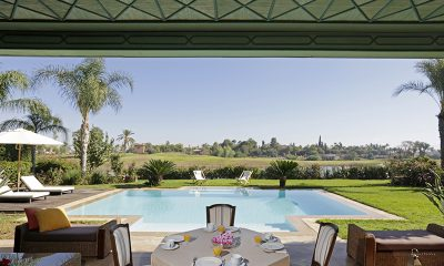 Villa Meziane Pool Side | Marrakesh, Morocco