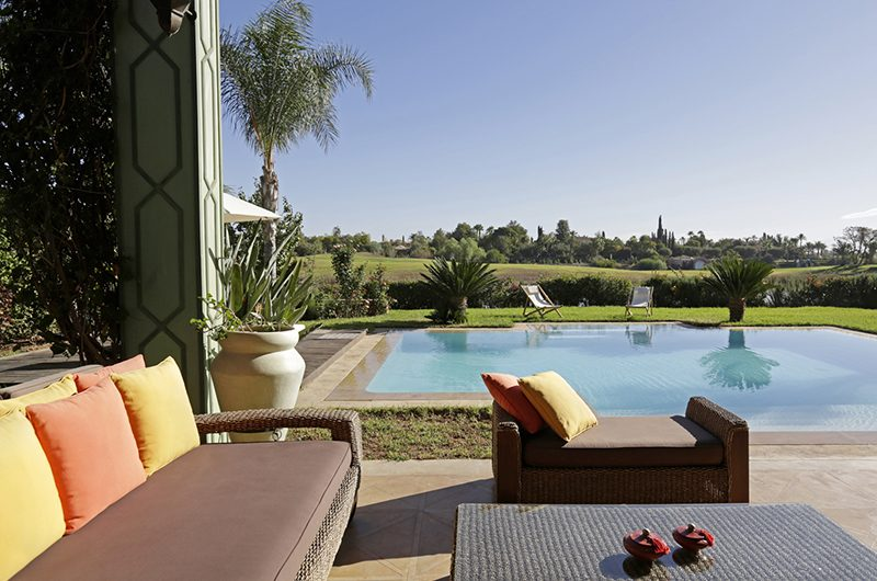 Villa Meziane Pool | Marrakesh, Morocco