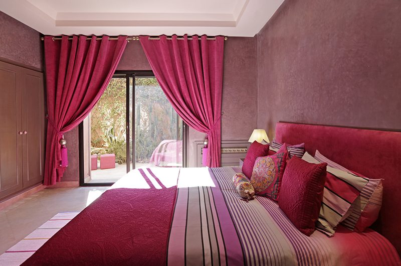 Villa Meziane Bedroom | Marrakesh, Morocco