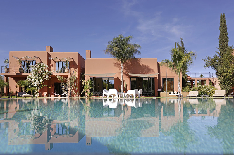 Villa Pars Swimming Pool | Marrakesh, Morocco