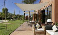 Villa Pars Outdoor Seating | Marrakesh, Morocco