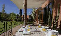 Villa Pars Dining Table | Marrakesh, Morocco