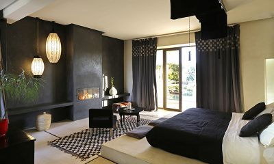 Villa Pars Master Bedroom | Marrakesh, Morocco