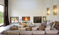 Villa Pars Living Room | Marrakesh, Morocco