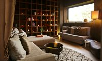 Villa Pars Seating Area | Marrakesh, Morocco