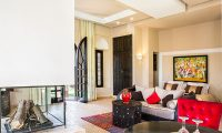 Villa Tika Fire Place | Marrakesh, Morocco