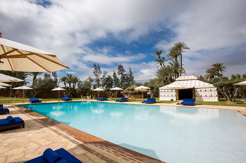 Villa Tika Pool | Marrakesh, Morocco