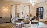 Villa Tika Living Master Bedroom Area   Marrakesh, Morocco