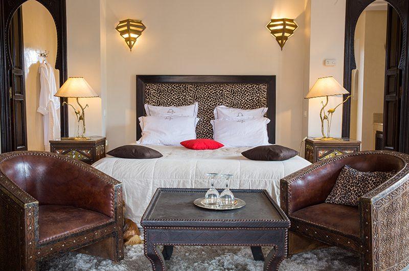 Villa Tika Living Master Bedroom   Marrakesh, Morocco
