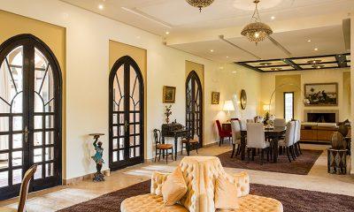Villa Tika Living Room | Marrakesh, Morocco