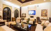 Villa Tika Living Area   Marrakesh, Morocco