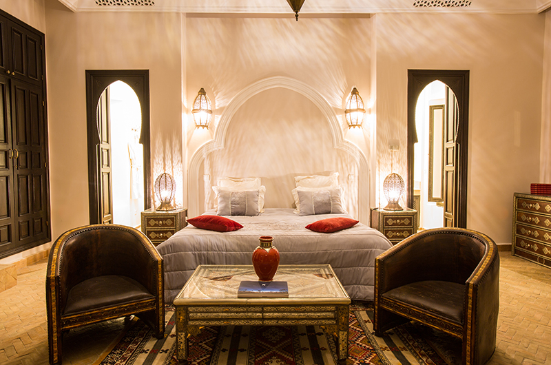 Villa Tika Bedroom | Marrakesh, Morocco