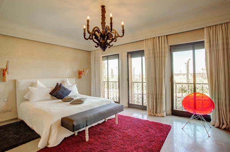 Villa Yenmoz Bedroom Two | Marrakech, Morocco