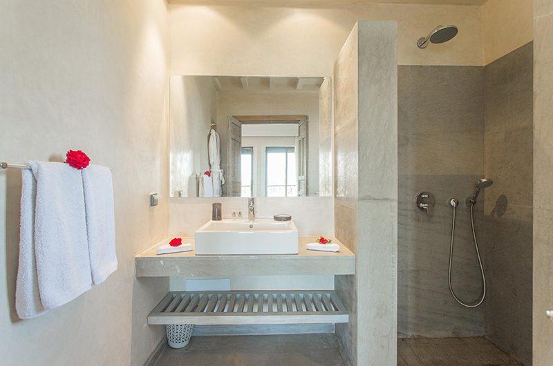 Villa Yenmoz Bathroom with Shower | Marrakech, Morocco