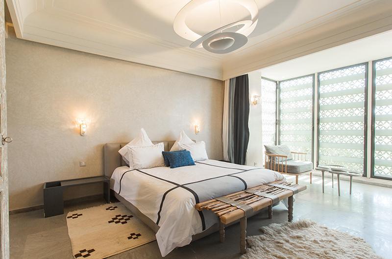 Villa Yenmoz Bedroom Area | Marrakech, Morocco