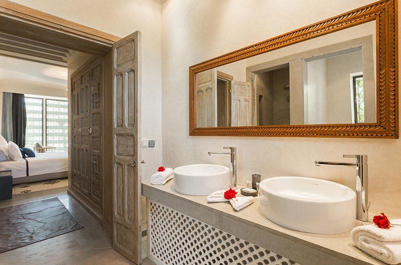 Villa Yenmoz Bathroom | Marrakech, Morocco