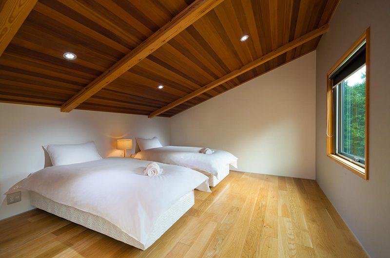 Wagaya Chalet Bedrooms | Hakuba, Nagano