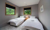 Wagaya Chalet Twin Bedroom | Hakuba, Nagano