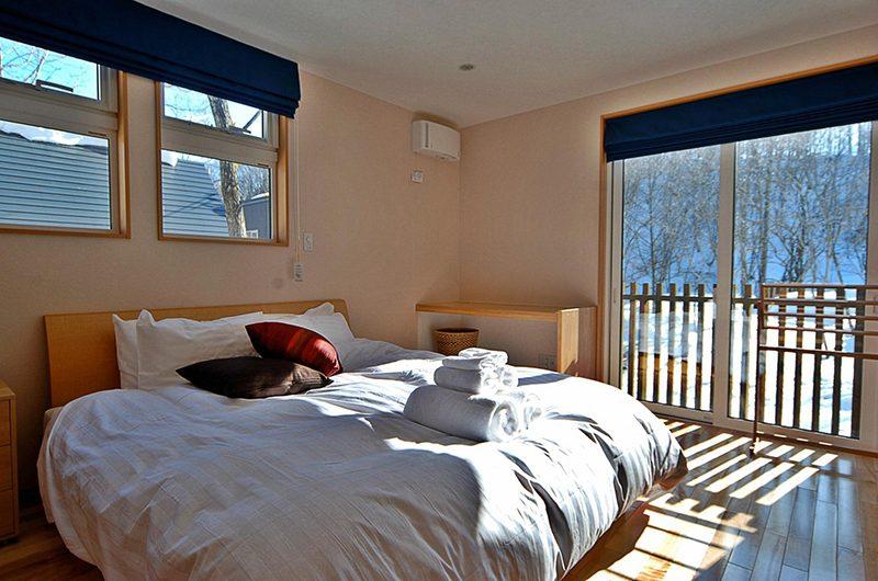 Casi 67 East Bedroom   Hirafu, Niseko